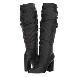 Kenneth Cole NY  Genevive Knee High Leather Boot